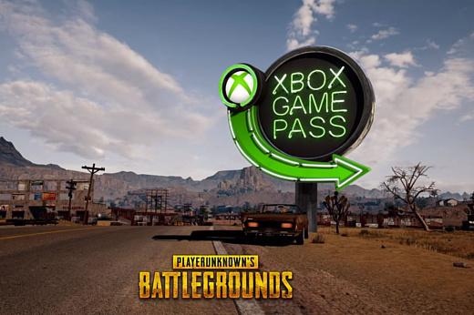 PlayerUnknown's Battlegrounds добавили в каталог Xbox Game Pass