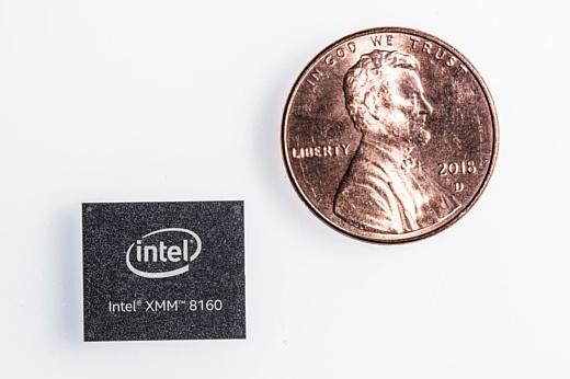 Intel анонсировала 5G-модем, который появится в смартфонах в 2020