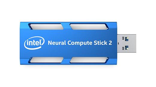 Intel выпустила USB-компьютер Neural Compute Stick 2