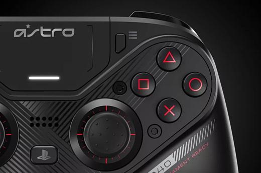 Astro выпустит 200-долларовый геймпад для PS4