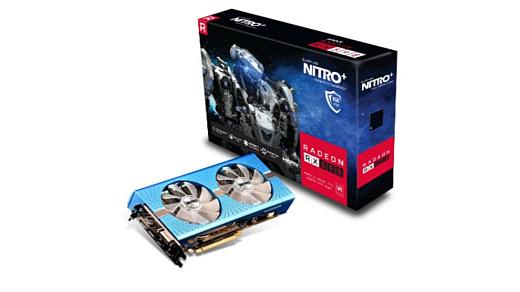 AMD представила видеокарту Radeon RX 590