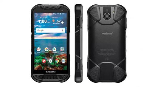 Kyocera представила прочный смартфон DuraForce Pro 2