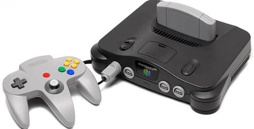 Nintendo опровергла слухи о работе над N64 Classic