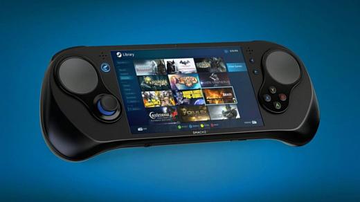 Портативный игровой ПК Smach Z обещают начать выпускать в 2019
