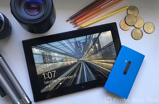 В сети появились видео отмененного планшета Nokia Vega
