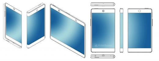 Oppo зарегистрировала патент на складной смартфон