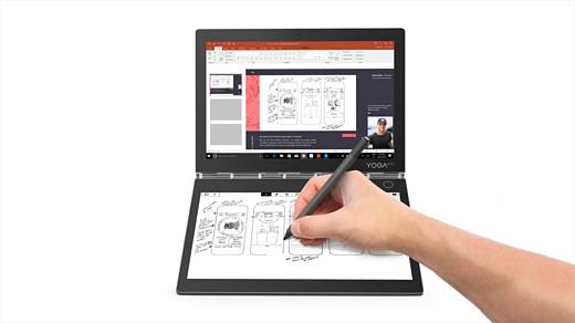 Утечка: в 2019 Microsoft представит ноутбук Centaurus с двумя экранами