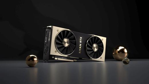 Nvidia Titan RTX будет стоить $2500