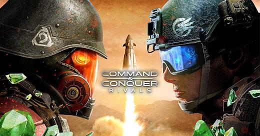 EA выпустила мобильную Command & Conquer: Rivals