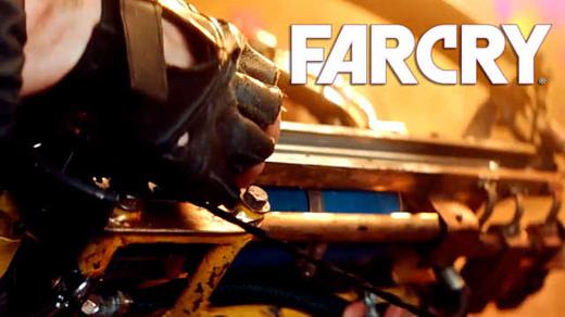 Ubisoft опубликовала тизер новой Far Cry