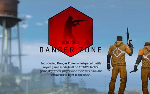 В Counter-Strike: Global Offensive появился режим «королевской битвы»