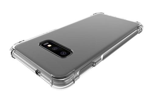 Утечка: изображения Samsung Galaxy S10 Lite