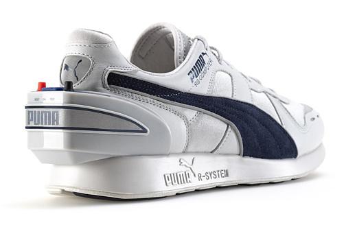 Puma перевыпустила кроссовки RS-Computer Shoe, которые можно подключить к смартфону