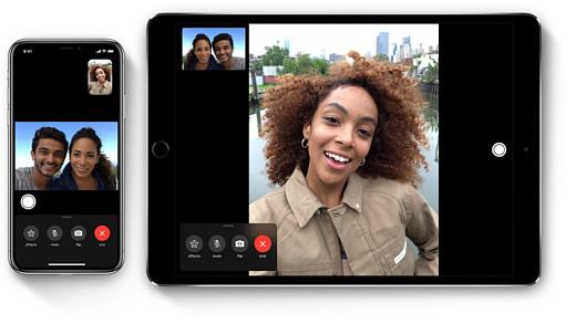 Apple хочет сделать звук FaceTime более реалистичным
