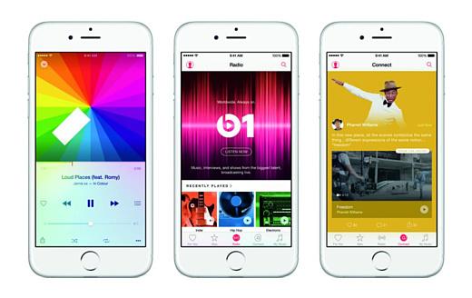 Apple закрыла социальный хаб Music Connect
