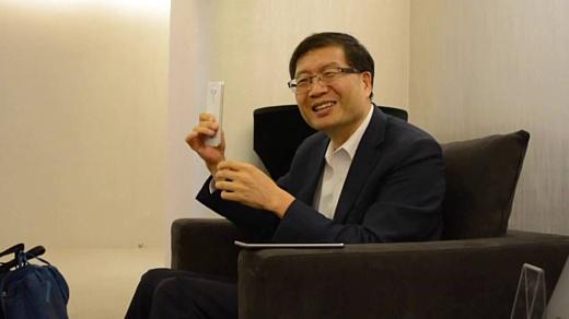 CEO Asus Джерри Шен покинет свой пост 1 января