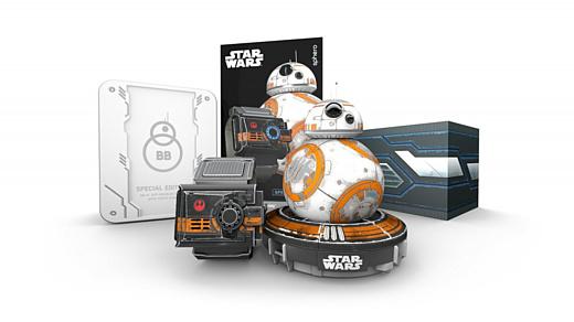 Sphero прекратила производство роботов по мотивам «Звездных войн»