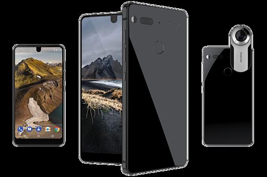 Essential прекратила производство PH-1 и собирается представить новый смартфон
