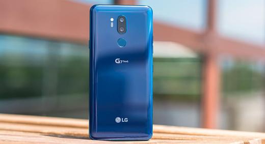 LG G7 ThinQ получит Android 9 Pie в I квартале 2019