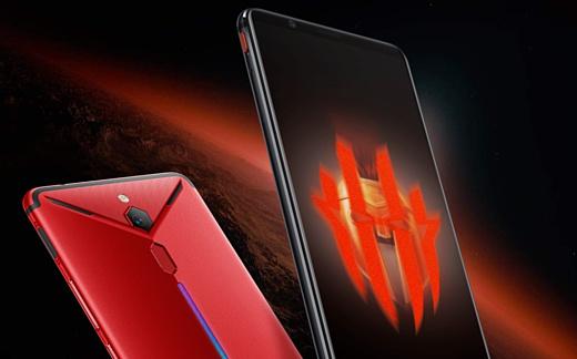 ZTE Nubia Red Magic Mars назвали самым быстрым смартфоном декабря