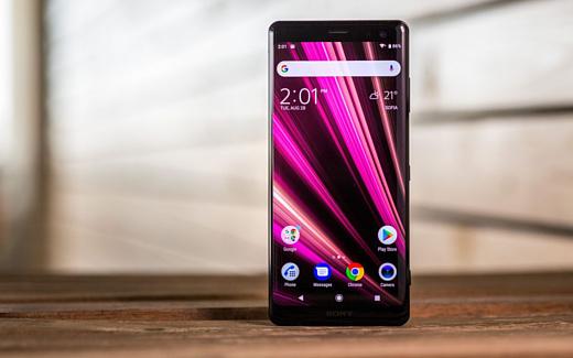 Sony Xperia XZ4 со Snapdragon 855 занял первое место в рейтинге AnTuTu