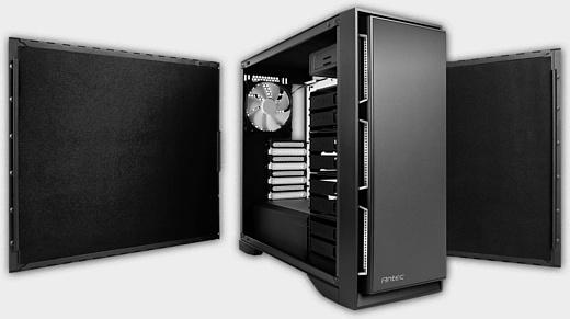 Antec представила новый корпус для ПК с защитой от шумов