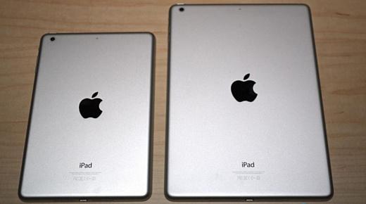 """Слух: новые iPad mini 5 и iPad 10"""" выпустят в первой половине 2019"""