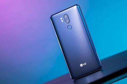 LG выпустила Android 9 Pie для G7 ThinQ
