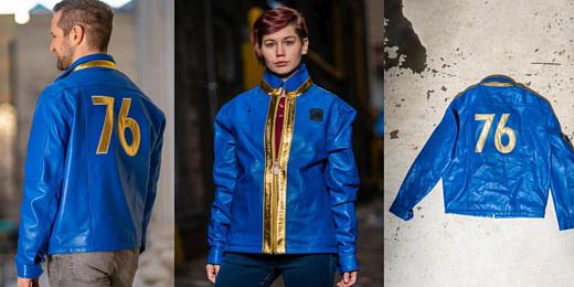 Пользователи Twitter высмеяли новую куртку для фанатов Fallout