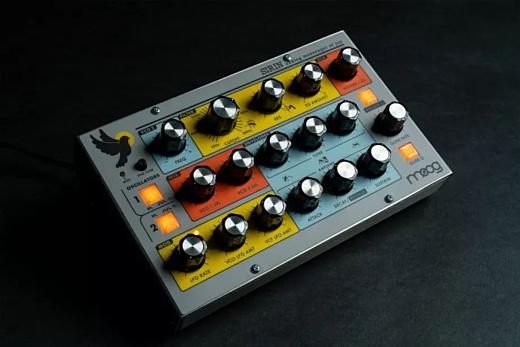 Новый синтезатор Moog Sirin будет стоить $600
