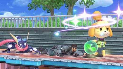Nintendo продала 12 млн копий Super Smash Bros. Ultimate всего за месяц