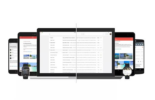 Essential «воскресит» приложение Newton Mail