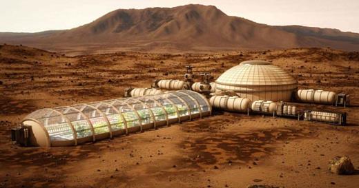 Стартап Mars One обанкротился — на Марс никто не полетит