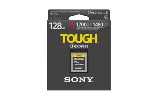 Sony анонсировала сверхскоростные карты памяти CFexpress