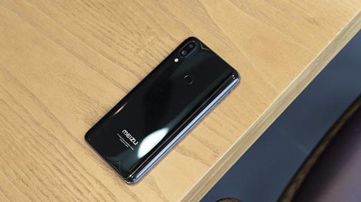В сеть попало несколько фотографий Meizu Note 9