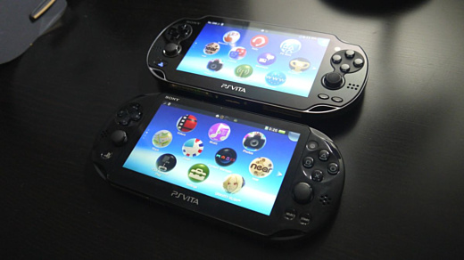 Sony прекратила производство консолей PlayStation Vita
