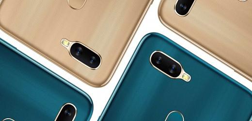 Oppo готовит к анонсу дешевый мобильник A5s