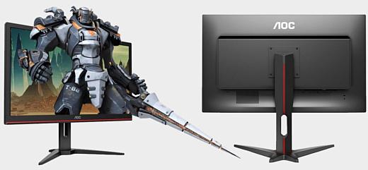 AOC выпустила 28-дюймовый 4K HDR монитор за $300