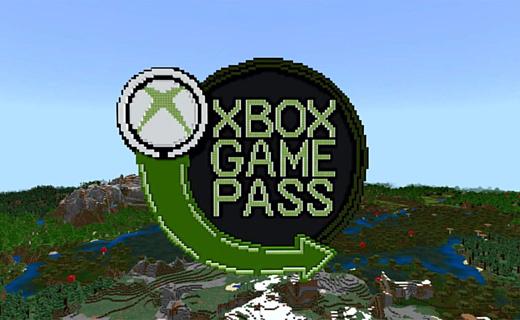 Minecraft добавят в каталог Xbox Game Pass