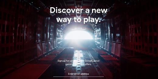 Видео: Google пообещала представить «будущее видеоигр»