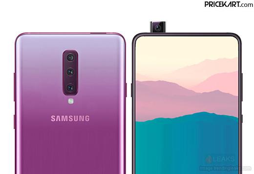 Американский сайт Samsung раньше времени раскрыл факт существования Galaxy A90