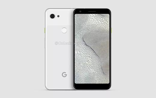 В базе Geekbench появился новый вариант Google Pixel 3 Lite XL