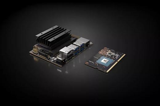 Nvidia анонсировала ИИ-компьютер для исследователей за $99