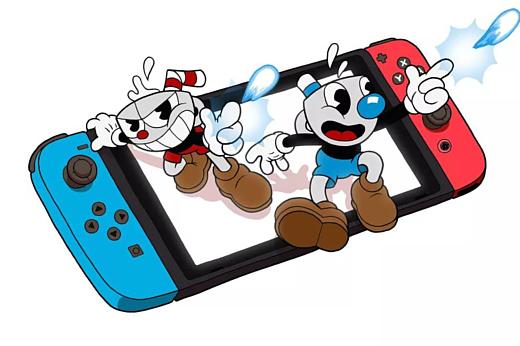 Cuphead выпустят на Nintendo Switch