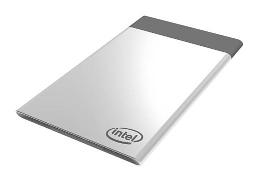 Intel решила больше не выпускать компьютеры-карточки