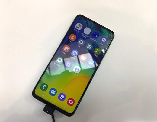 Samsung представила смартфон Galaxy A60