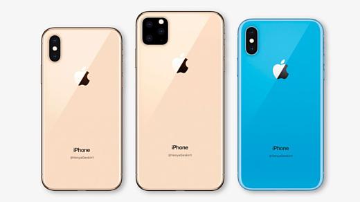 Слух: iPhone 2019 года получат улучшенные камеры для селфи