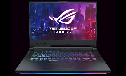 Asus показала новые геймерские ноутбуки с процессорами Ryzen и видеокартами GTX 16