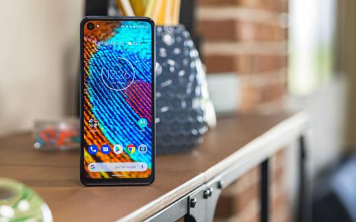 Motorola представила новый недорогой смартфон One Vision