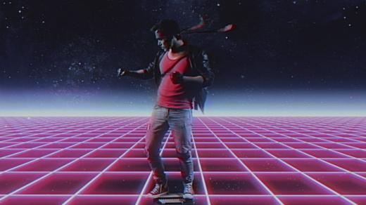 В Kung Fury 2 снимутся Арнольд Шварценеггер и Майкл Фассбендер